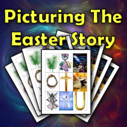 Picturing the Easter Story