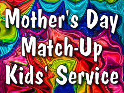 Mother's Day Memory Match-Up Kids' Lesson